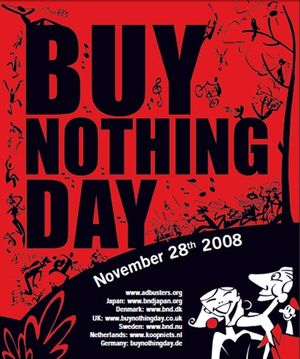 Buy-nothing-day-2008-poster