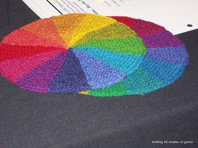 Colorwheels