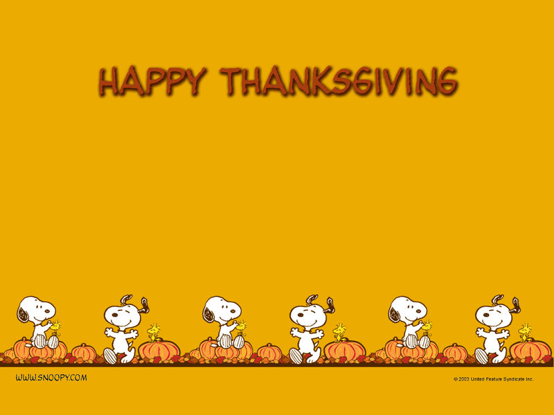 Thanksgiving-peanuts-452773_1280_960