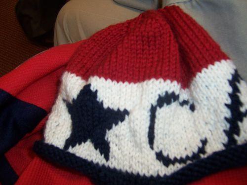 Set of three CAPS Caps